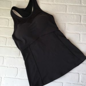 Lucy racer back tank XS
